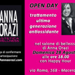 Open Day Anna Orazi